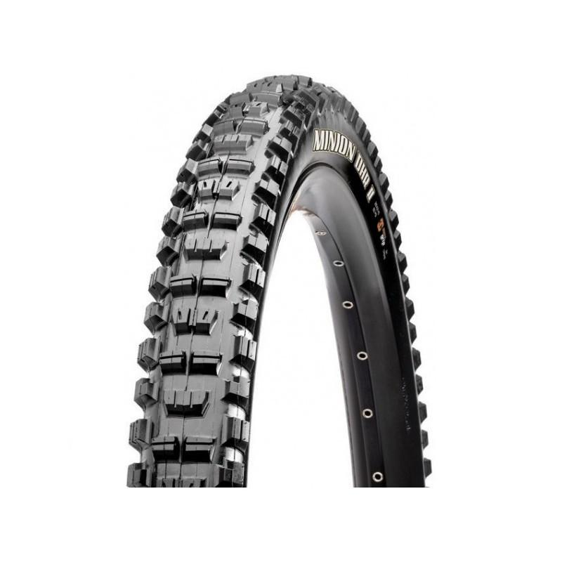 Maxxis Minion DHR II EXO/TR 60 TPI 27.5´´ Tubeless Foldable MTB Tyre