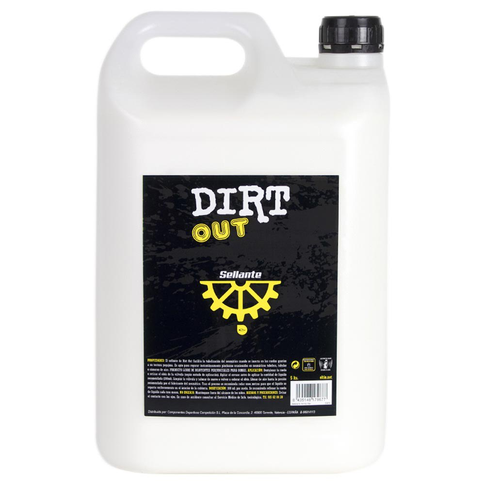 Eltin Dirt Out Sealant 5L