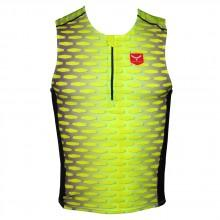 Taymory Tri Top Long Front Zip