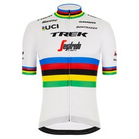 Santini Jersey Trek Segafredo World Champion
